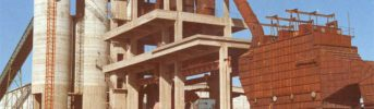 Steel structures - Production line installation