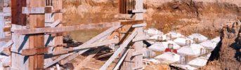 Fondazioni - Fasi di realizzazioni delle fondazioni dell'impianto